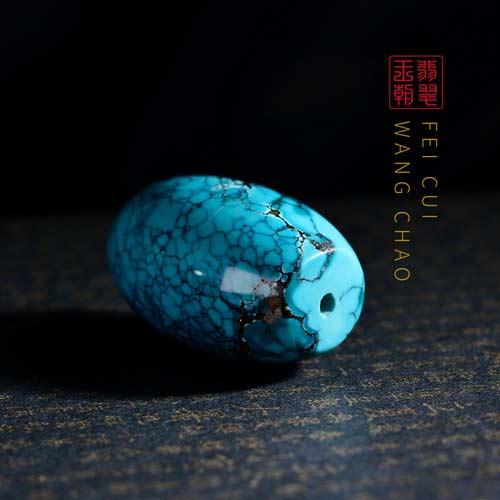 高仿的绿松石你能看出来吗?带你一起看看怎么鉴别绿松石真假