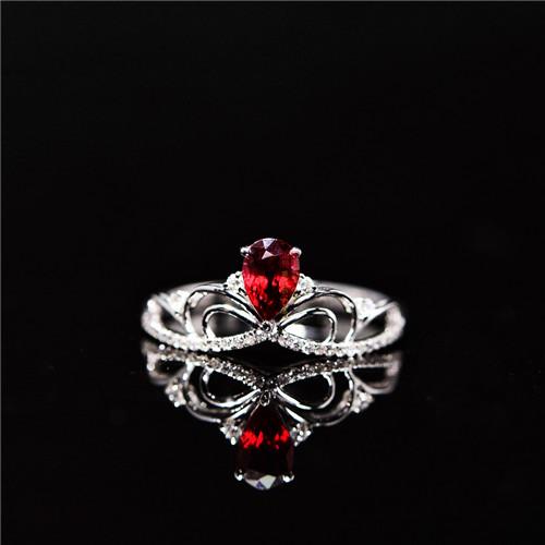 红色宝石有真有假,你会鉴别了吗
