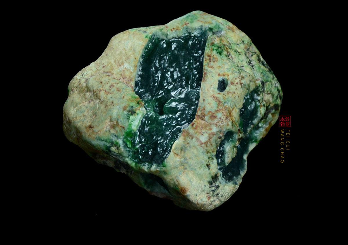 翡翠原石场口:南齐翡翠如何根据皮壳来判断场口