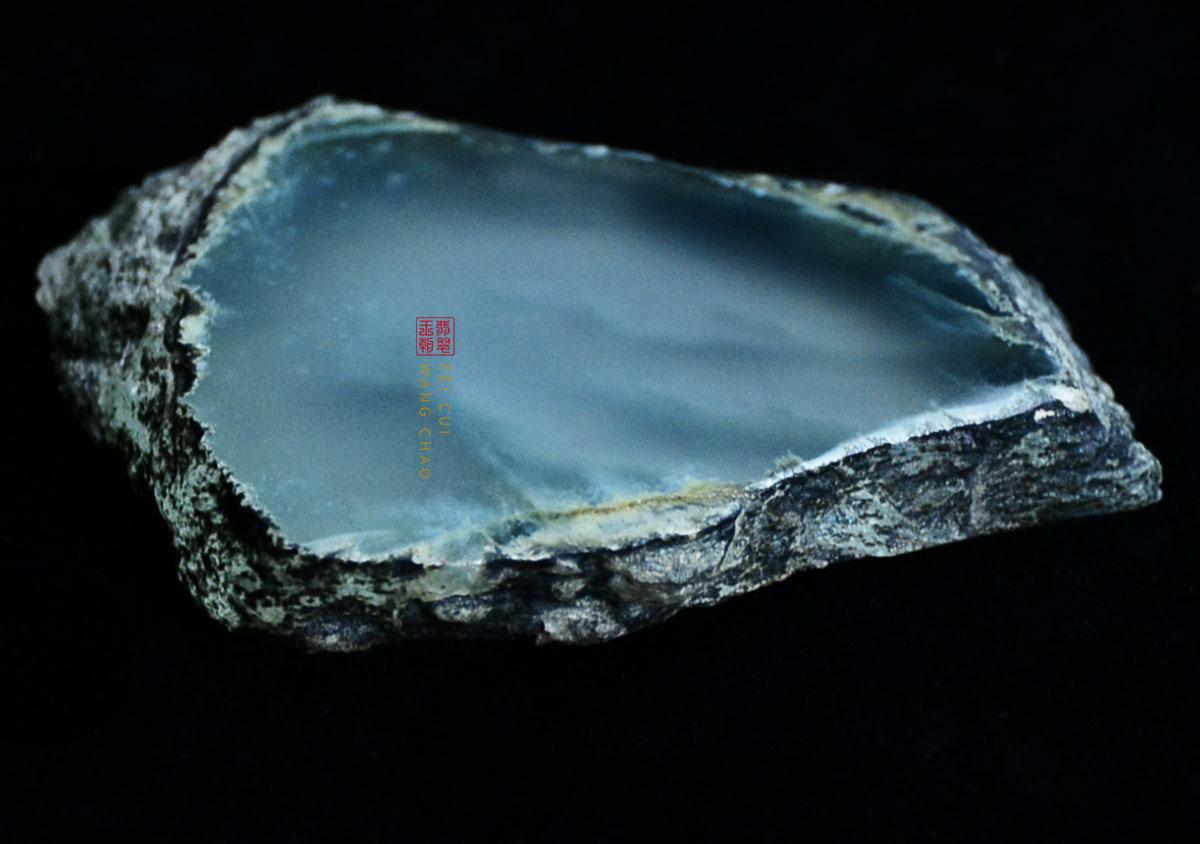 翡翠原石场口:缅甸老帕敢翡翠种水料特点讲解