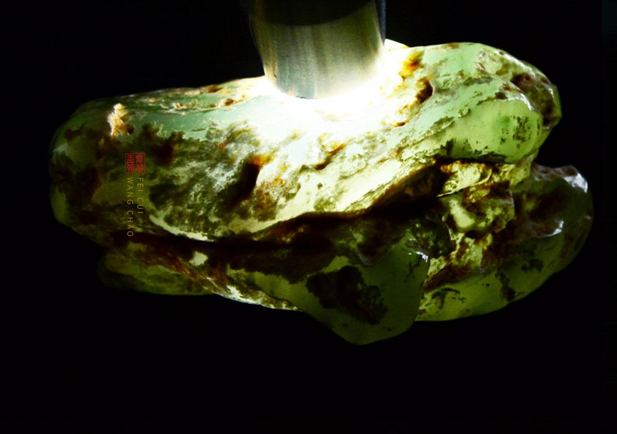缅甸会卡场口翡翠原石-十大名坑老场区解读