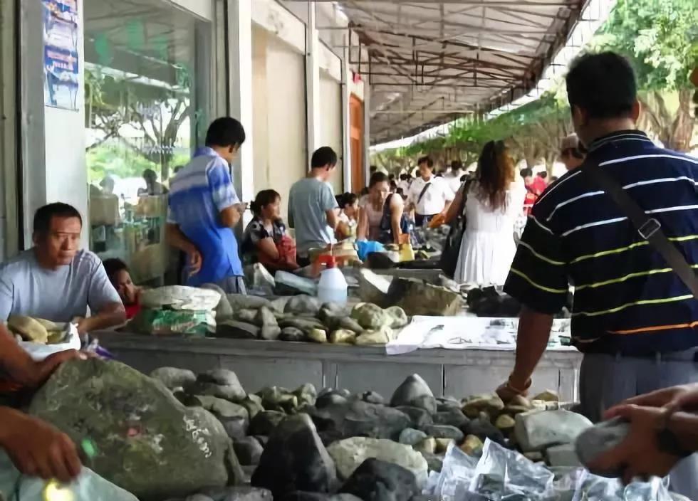 56万买的缅甸莫西沙场口断口料博高冰