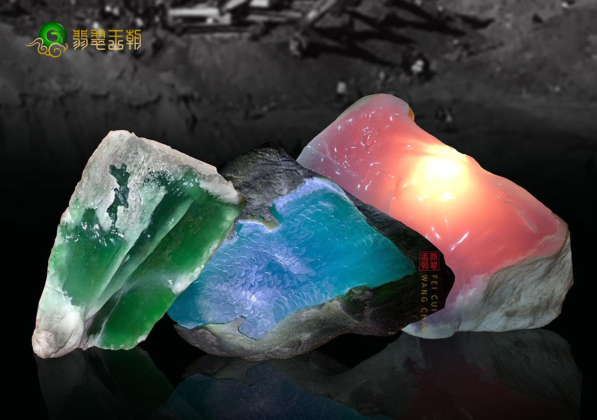 【翡翠百科翡翠形成与分类】缅甸翡翠原石按形成环境和种分类介绍