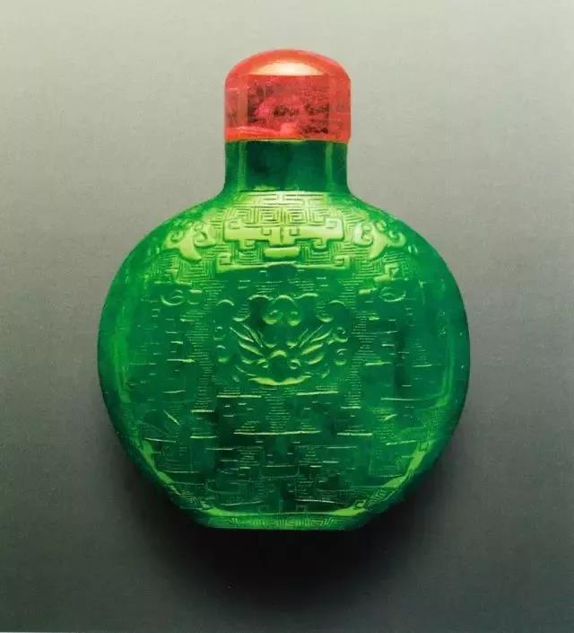 【翡翠百科老坑冰种帝王绿】清代缅甸老坑冰种帝王绿翡翠稀缺原因揭晓