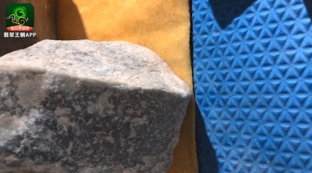 冰种白岩沙木那场口缅甸翡翠原石毛料特点