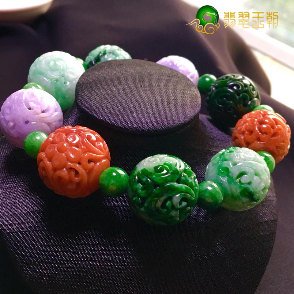 【翡翠百科翡翠雕件】翡翠雕件的颜色题材对应的风水五行属性
