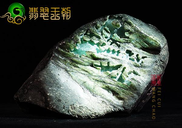【翡翠原石分类】缅甸翡翠原石毛料的分类方法以及种类