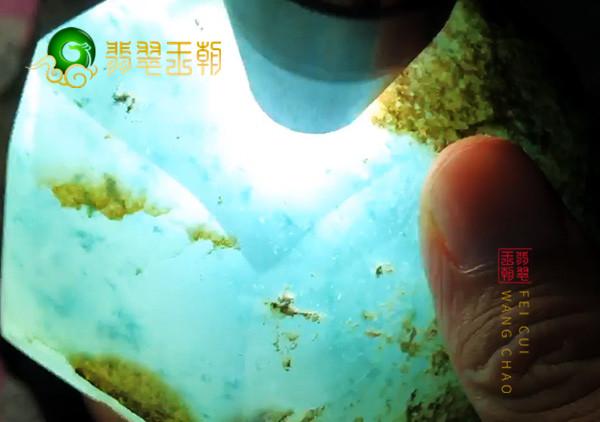 翡翠原石购买:玻璃种翡翠原石如何来鉴别其品质的好坏?
