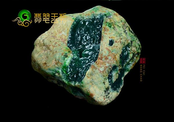 缅甸翡翠原石料子中的石筋如何来鉴别,对于原石价值有影响吗?