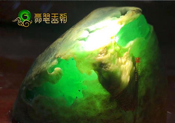 后江场口的翡翠原石赌石要如何掌握其切涨性呢?