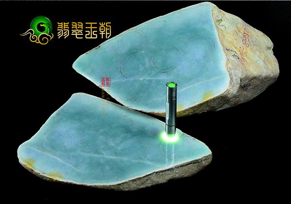 木那场口翡翠原石打灯有哪些表现以及该如何选购呢?