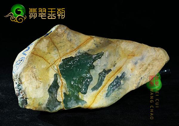 莫西沙场口的脱沙皮壳翡翠原石料子有什么特点呢?