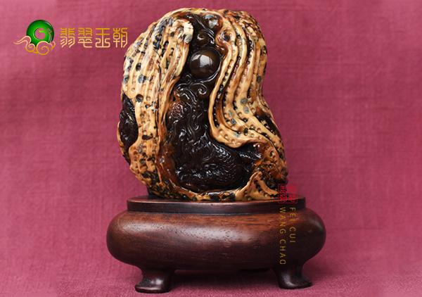 琥珀蜜蜡雕件投资收藏价格