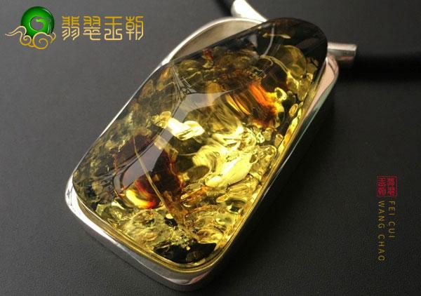 深度解析琥珀源头产地—中国1