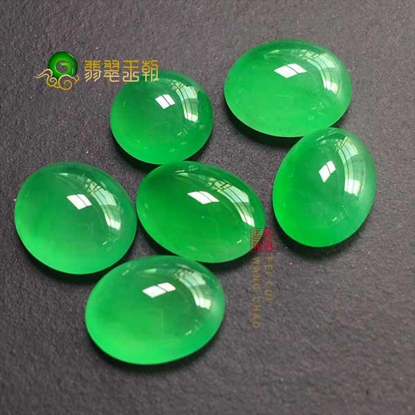 满绿翡翠戒面价格为什么那么贵?