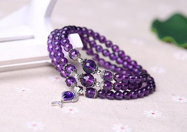 巴西紫水晶手链价格多少钱一克