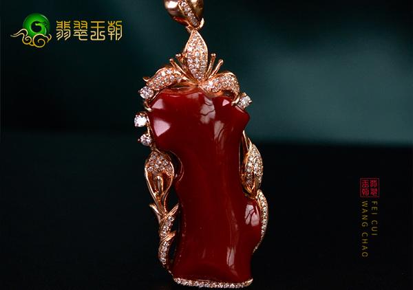 阿卡牛血红珊瑚收藏价值体现,红珊瑚制成品的价格