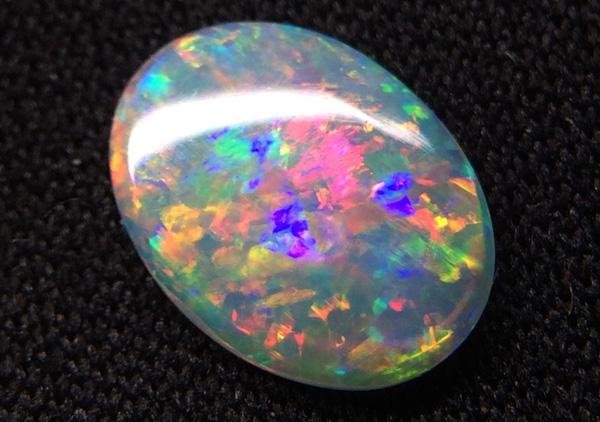 澳洲欧泊石的图案色块价值,欧泊图案种类