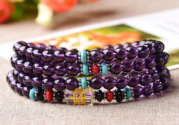水晶手链招财摆件挑选方法,特别注意养晶和人造晶