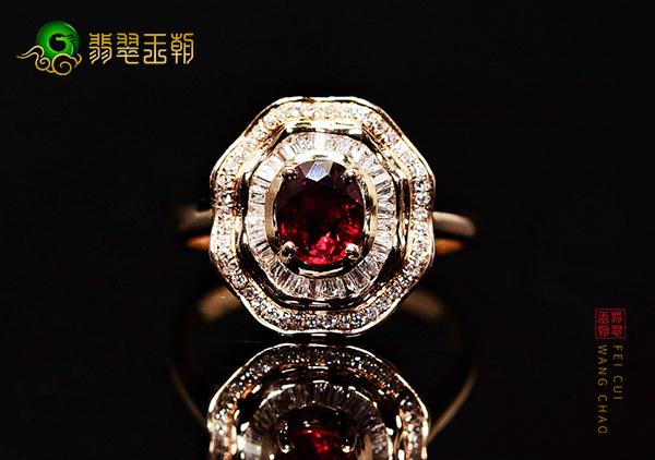 红宝石品质价格五点影响条件,红宝石挑选事项