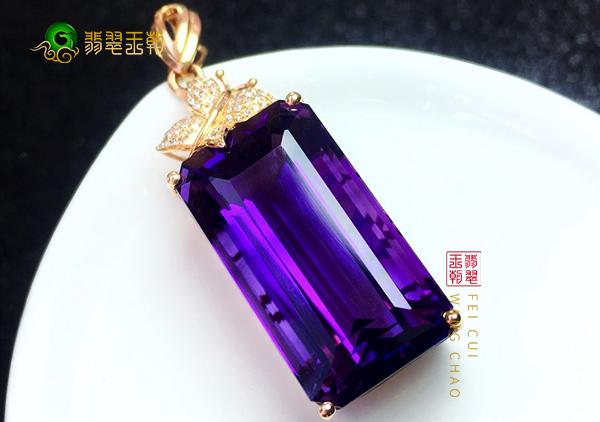 紫水晶在心理和生理上的功效体现,紫晶佩戴的作用