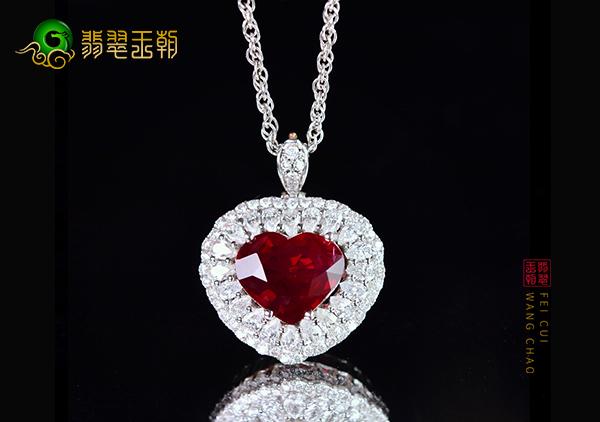 红宝石戒指挑选3个技巧,影响红宝石戒指价格因素