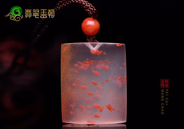 南红市场常见的三种造假优化手段,南红玉石价值