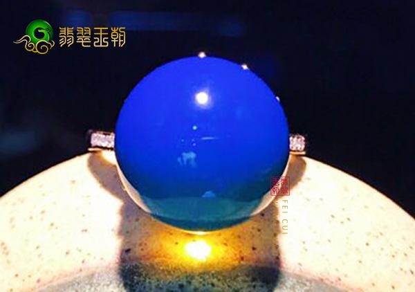 天空蓝多尼米加蓝珀戒指2000元能买到吗?