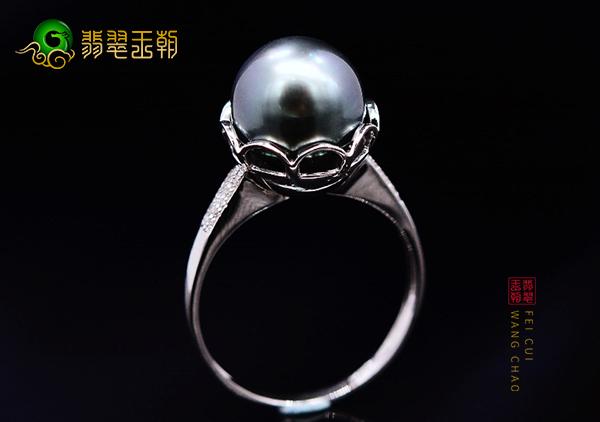 天然黑珍珠与染色珍珠的4点鉴定挑选方法