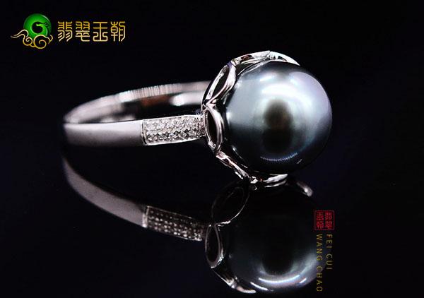 大溪地黑珍珠真假从5个方面快速鉴别,造假珍珠