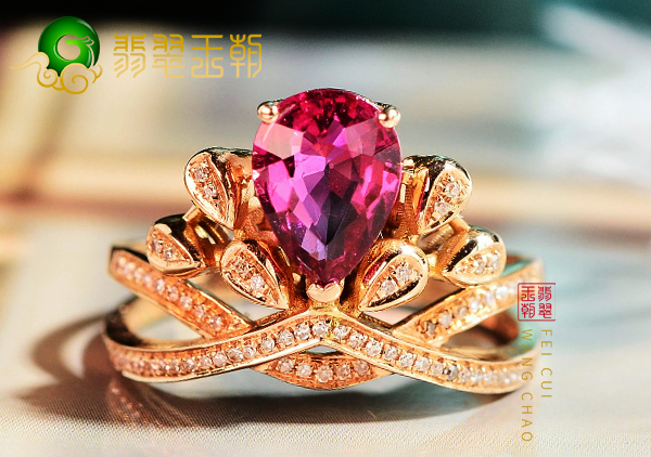 碧玺戒指哪种颜色最值钱?