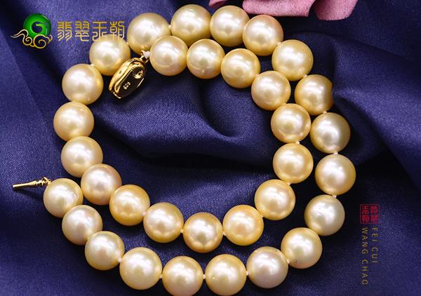 珍珠项链手链耳环佩戴对应人体不同部位的保健功效