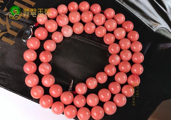 红珊瑚珠串首饰佩戴过程中独特的保养方式,珊瑚保养