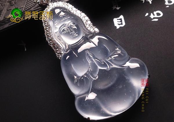 冰种a货翡翠玉雕挂件有哪些题材又有什么寓意?