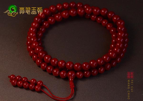 红珊瑚珠串戒指长时间佩戴会褪色吗?红珊瑚保养