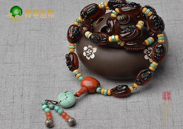 玛瑙手链佩戴具有9大灵性功效作用,学生女士最适合佩戴玛瑙