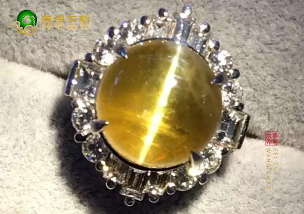 金绿猫眼石与拉丝玻璃特征区分方法,猫眼石仿制鉴别