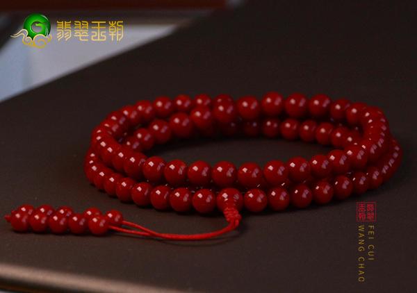红珊瑚手链项链4个层面的影响标准,红珊瑚挑选技巧