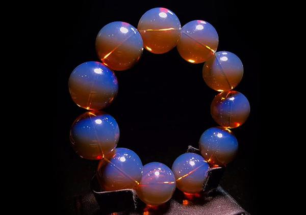 【缅甸琥珀】紫茶珀属于有机宝石还是无机宝石