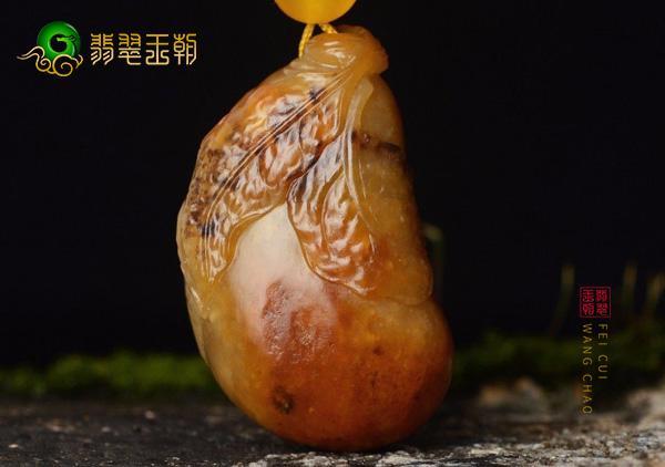 和田玉籽料中的熟料与生料6方面分辨方法