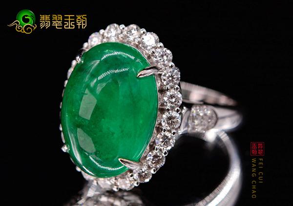 祖母绿红蓝宝石欧泊等彩色宝石市场价值因素