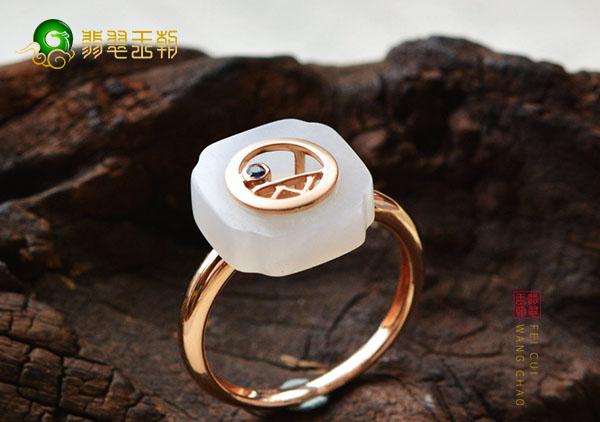 和田玉戒指3种常见款式,和田玉戒指选购从这7方面考量