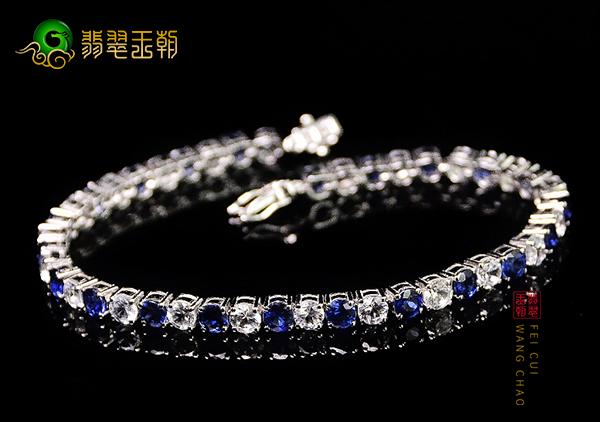 蓝宝石手链需要净化吗?蓝宝石手链净化保养方法