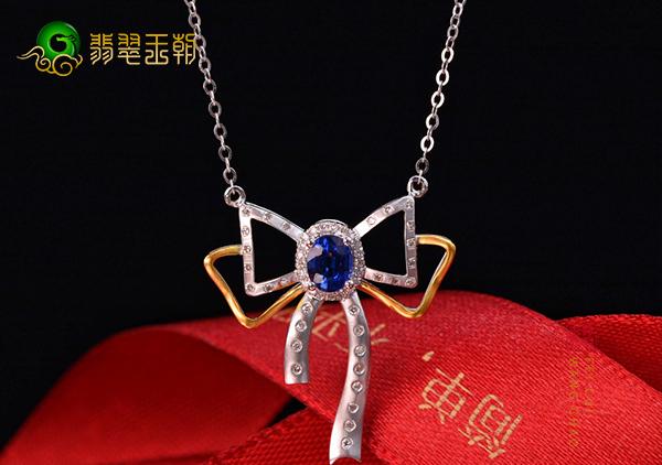 蓝宝石项链手链戒指选购须知事项,5方面解析蓝宝石知识