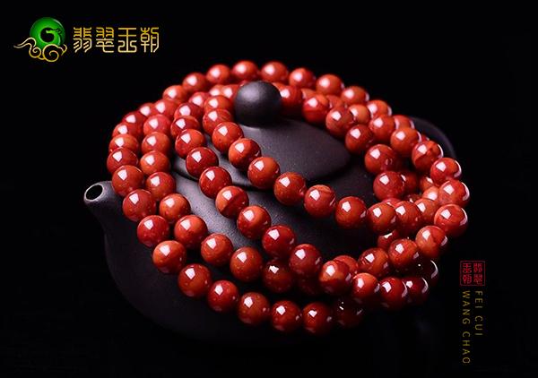 盘点彩色宝石中招财效果显著的9类招财手链,南红手链第一