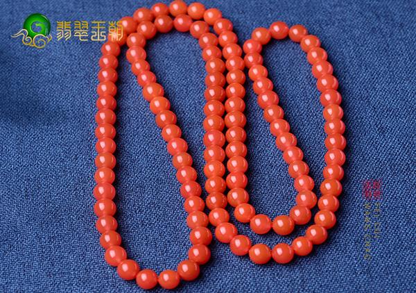 南红樱桃红珠链手串挑选时怎么选择适合自己的