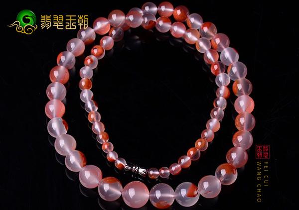 冰飘南红珠串手串购买或收藏都要注意以下4方面