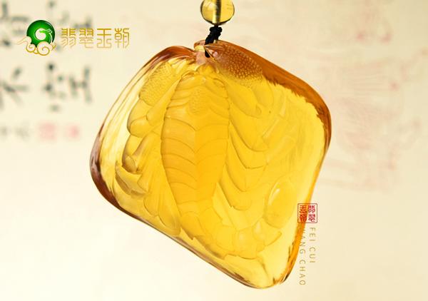 金蓝珀缅甸琥珀中的变种,金蓝珀价格影响条件