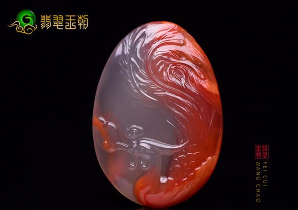 南红雕件挂件中的20种雕刻类型以及寓意代表
