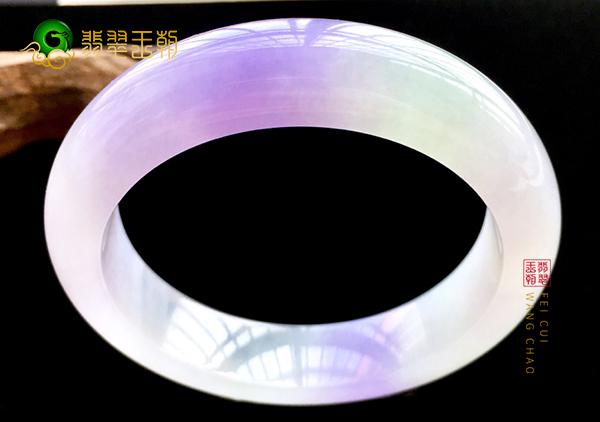 【翡翠颜色】糯冰种翡翠手镯正色和偏色都有哪些